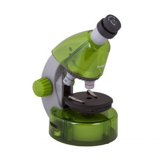 Levenhuk LabZZ M101 lasten mikroskooppi, lime | Kamavaja.fi Verkkokauppa