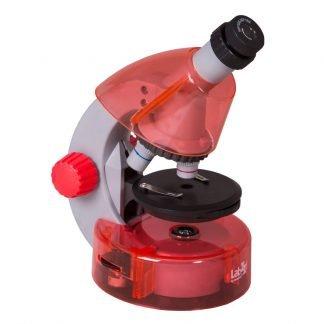 Levenhuk LabZZ M101 lasten mikroskooppi, punainen | Kamavaja.fi Verkkokauppa