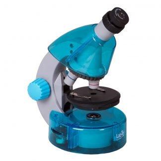 Levenhuk LabZZ M101 lasten mikroskooppi, sininen | Kamavaja.fi verkkokauppa