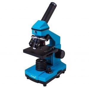 Levenhuk Rainbow 2L PLUS mikroskooppi, sininen | Kamavaja.fi Verkkokauppa