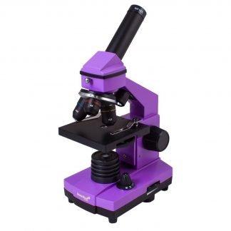 Levenhuk Rainbow 2L PLUS mikroskooppi, violetti | Kamavaja.fi Verkkokauppa | Kamavaja.fi verkkokauppa