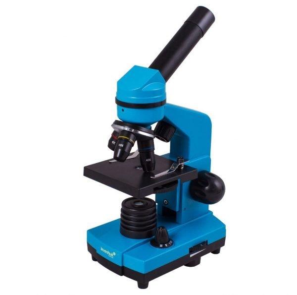 LLevenhuk Rainbow 2L lasten mikroskooppi, sininen   Kamavaja.fi Verkkokauppa