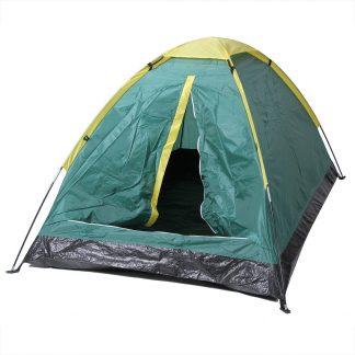 Atom Outdoors 2 hengen teltta, turkoosi | Kamavaja.fi verkkokauppa
