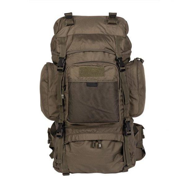 Mil-Tec Commando rinkka 55 l, oliivi   Kamavaja.fi verkkokauppa