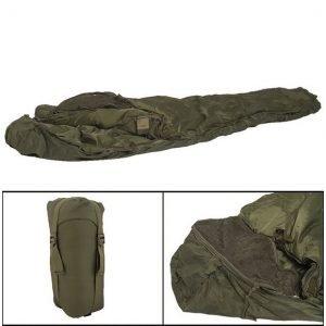 Mil-Tec Tactical 2 makuupussi | Kamavaja.fi verkkokauppa