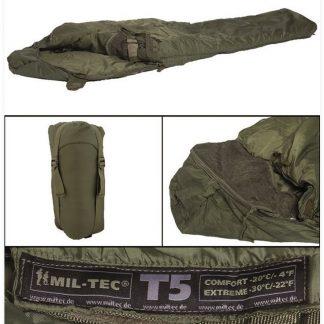 Mil-Tec Tactical 5 makuupussi | Kamavaja.fi verkkokauppa | Kamavaja.fi verkkokauppa