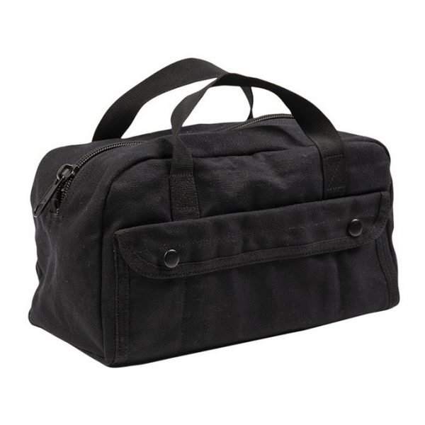 Mil-Tec työkalulaukku, musta | Kamavaja.fi verkkokauppa