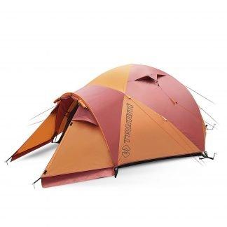 Trimm BASE CAMP-D teltta 3-4 hengelle, oranssi/punainen | Kamavaja.fi Verkkokauppa