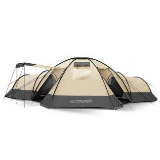 Trimm Bungalow II teltta 10-12 hengelle, dark lagoon/harmaa | Kamavaja.fi Verkkokauppa