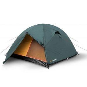 Trimm Oregon 3-4 hengen teltta, vihreä | Kamavaja.fi Verkkokauppa