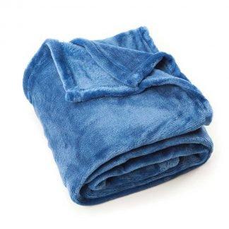 Cabeau-Fold-n-Go-huopa1-sininen | Kamavaja.fi verkkokauppa