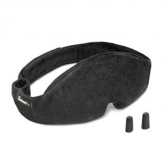 Cabeau-Midnight-Magic-Sleep-Mask-musta1 | Kamavaja.fi verkkokauppa