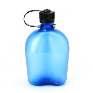 Nalgene Oasis juomapullo 1 l, sininen | Kamavaja.fi verkkokauppa