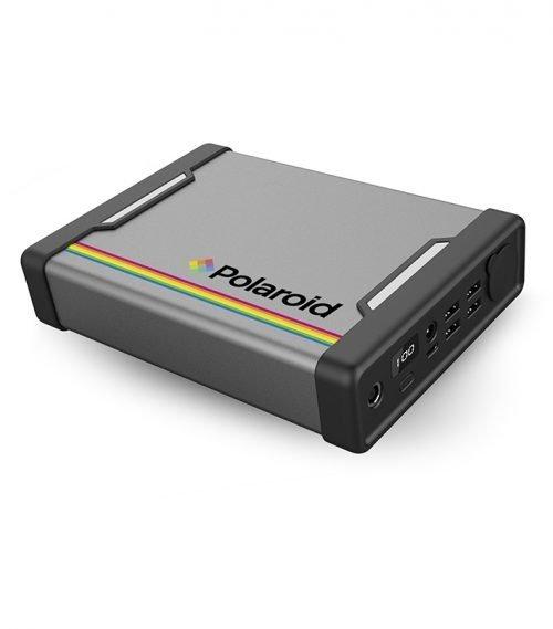 Polaroid PS300 289,5 Wh kannettava latausasema | Kamavaja.fi verkkokauppa