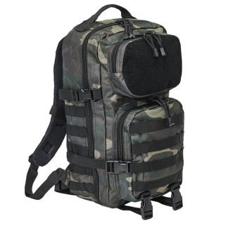 Brandit-US-Cooper-Patch-reppu-25-l-darkcamo-1 | Kamavaja.fi verkkokauppa