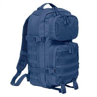 Brandit-US-Cooper-Patch-reppu-25-l-sininen | Kamavaja.fi verkkokauppa