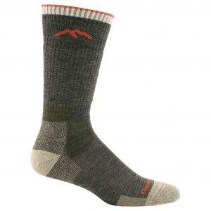 Darn-Tough-Hiker-Boot-Cushion-sukat-oliivi