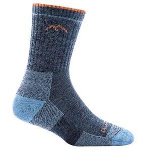 Darn Tough Hiker Micro Crew Cushion sukat, sininen | Kamavaja.fi verkkokauppa