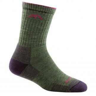 Darn Tough Hiker Micro Crew Cushion sukat, vihreä | Kamavaja.fi verkkokauppa | Kamavaja.fi verkkokauppa
