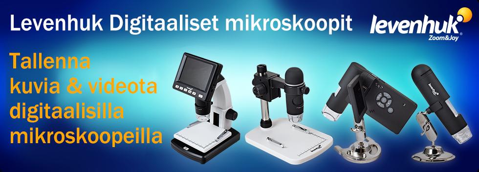 Levenhuk Digitaaliset mikroskoopit | Kamavaja.fi verkkokauppa