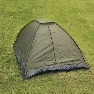 Mil-Tec Iglu Standard 2 hengen teltta, oliivi | Kamavaja.fi verkkokauppa