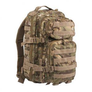 Mil-Tec US Assault reppu 20 l, W/L-arid | Kamavaja.fi verkkokauppa