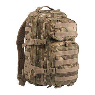 Mil-Tec US Assault reppu 20 l, W/L-arid | Kamavaja.fi verkkokauppa | Kamavaja.fi verkkokauppa