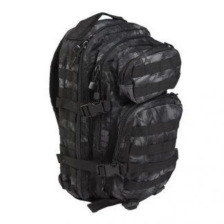 Mil-Tec US Assault reppu 20 l, mandra night | Kamavaja.fi verkkokauppa | Kamavaja.fi verkkokauppa