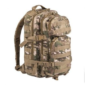 Mil-Tec US Assault reppu 20 l, multitarn | Kamavaja.fi verkkokauppa