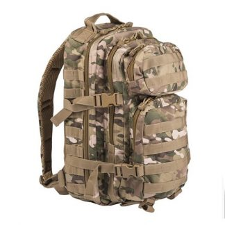 Mil-Tec US Assault reppu 20 l, multitarn | Kamavaja.fi verkkokauppa | Kamavaja.fi verkkokauppa