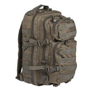 Mil-Tec US Assault reppu 20 l, oliivi | Kamavaja.fi verkkokauppa