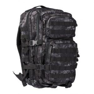 Mil-Tec US Assault reppu 36 l, mandra night | Kamavaja.fi verkkokauppa