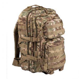 Mil-Tec US Assault reppu 36 l, multitarn | Kamavaja.fi verkkokauppa