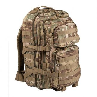 Mil-Tec US Assault reppu 36 l, multitarn | Kamavaja.fi verkkokauppa | Kamavaja.fi verkkokauppa