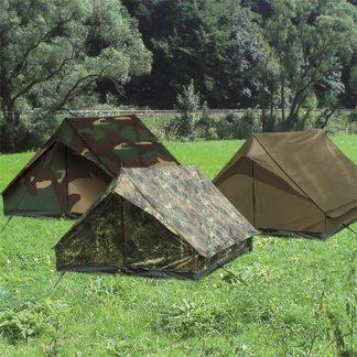 Mil-Tec Mini Pack Standard 2 hengen teltta, oliivi | Kamavaja.fi verkkokauppa | Kamavaja.fi verkkokauppa