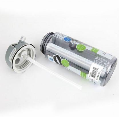 Nalgene Bottle MultiDrink Tritan, harmaa | Kamavaja.fi verkkokauppa