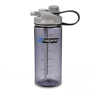 Nalgene Bottle MultiDrink Tritan, harmaa | Kamavaja.fi verkkokauppa | Kamavaja.fi verkkokauppa