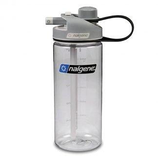 Nalgene-Bottle-MultiDrink-Tritan-kirkas | Kamavaja.fi verkkokauppa