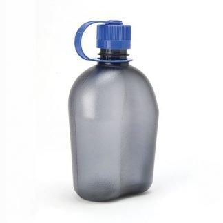 Nalgene Oasis juomapullo 1 l, harmaa | Kamavaja.fi verkkokauppa | Kamavaja.fi verkkokauppa