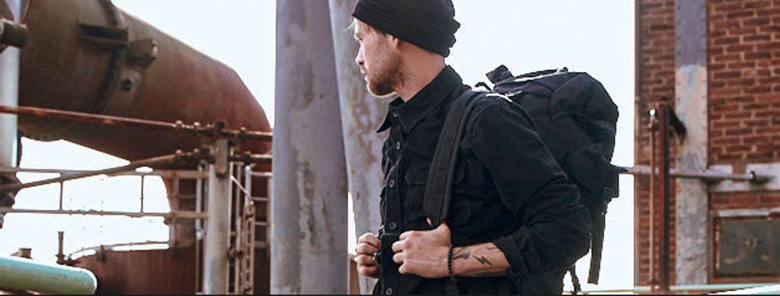 Reput - 40-60-litrainen reppu arkeen | Kamavaja.fi verkkokauppa