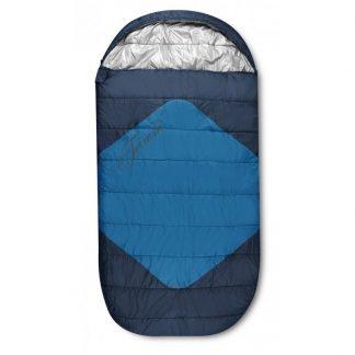 Trimm Divan makuupussi sininen | Kamavaja.fi verkkokauppa
