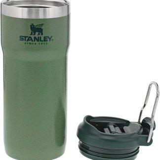 Stanley Classic TwinLock Travel Mug 16 vihreä - Kamavaja