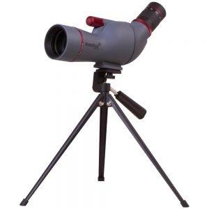 Levenhuk Blaze 50 PLUS ratakaukoputki, zoom 13x - 40x, 50 mm aukko. Ratakaukoputki lintujen tarkkailuun.