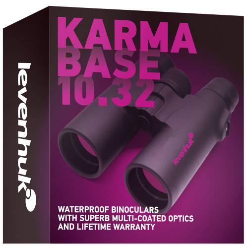 Levenhuk Karma BASE 10x32 kiikarit 2 | Kamavaja.fi verkkokauppa