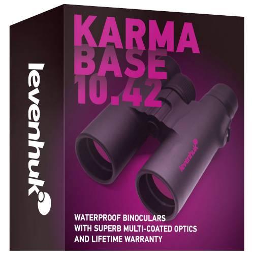 Levenhuk Karma BASE 10x42 kiikarit 2 | Kamavaja.fi verkkokauppa