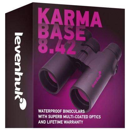 Levenhuk Karma BASE 8x42 kiikarit 2