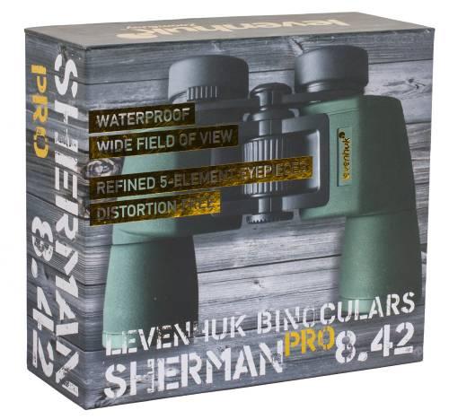 Levenhuk Sherman PRO 8x42 kiikarit 9   Kamavaja.fi verkkokauppa