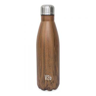 V2o juomapullo wood - Kamavaja | Kamavaja.fi verkkokauppa