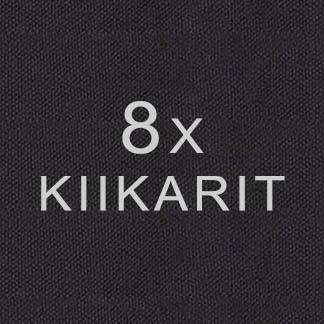 8x kiikarit