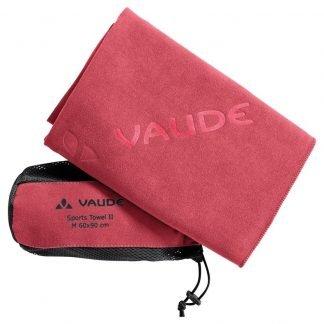 Vaude Sports Towel II pinkki - Kamavaja